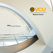 VCU Medical Center 2014 Annual Report
