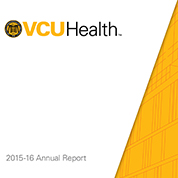 VCU Health 2015-16 Annual Report