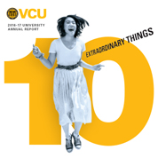 VCU Presidential 2016-17 Annual Report
