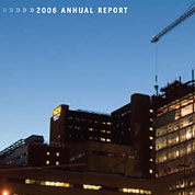 VCU Medical Center 2006 Annual Report