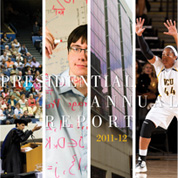 VCU Presidential 2011-12 Annual Report