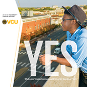 VCU Presidential 2015-16 Annual Report