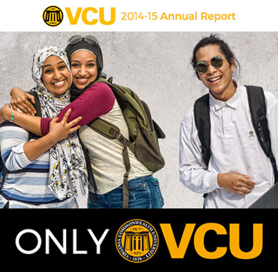 Virginia Commonwealth University 2014-15 Annual Report